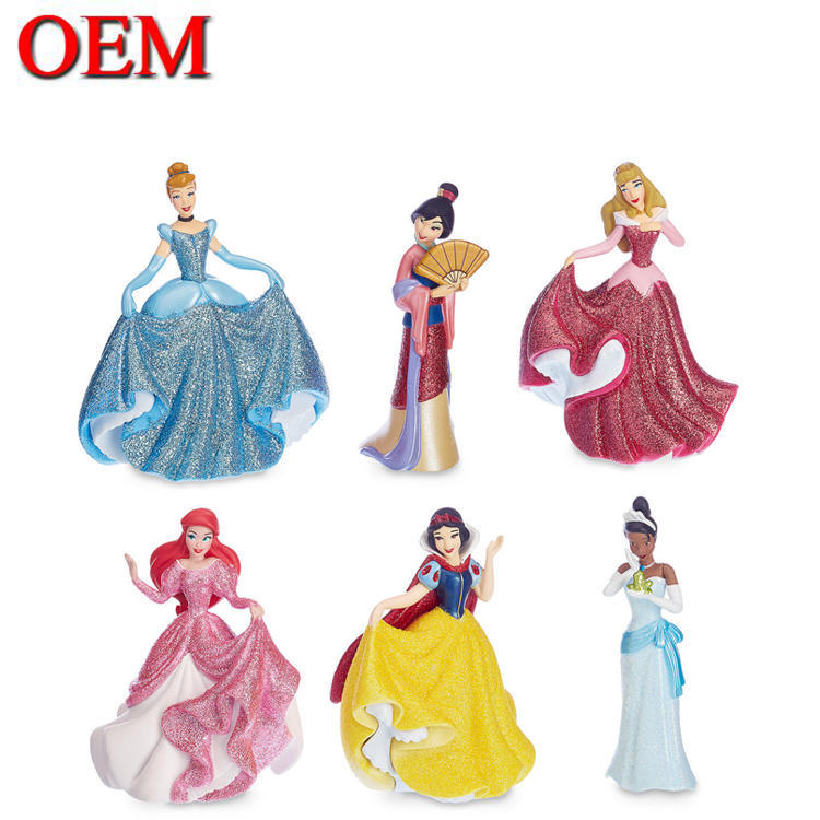 Princess-Figure-Toys-PVC-Figure-Customized-Manufacturer
